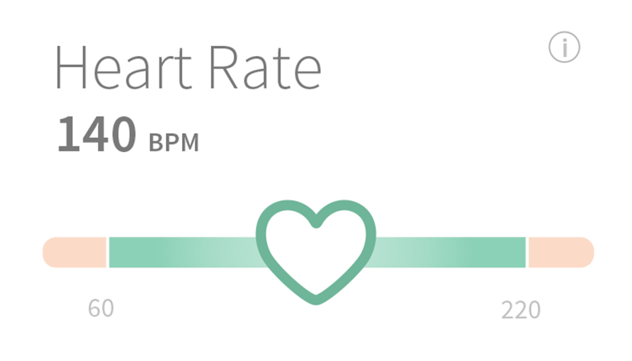 Adult heart rate